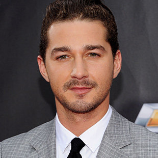To be an actor, a true actor, you have to be broken hearted - Shia Labeouf  True words