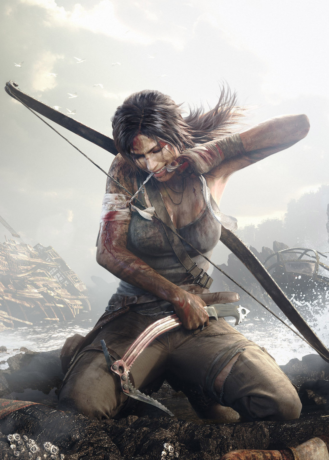 gamefreaksnz:  Tomb Raider VGA 2012 'Survivor' trailer  Square Enix released a new video for Tomb Raider at last night's Spike VGA awards.