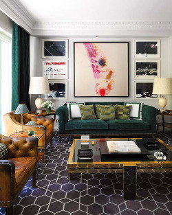 Styling a room is as important as styling yourself. Go forth and style away.