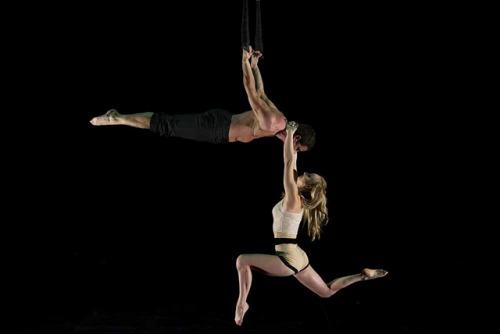 Some doubles trapeze inspiration.