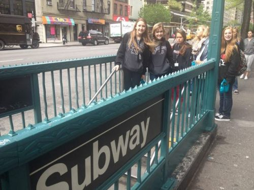 NYC Subway!