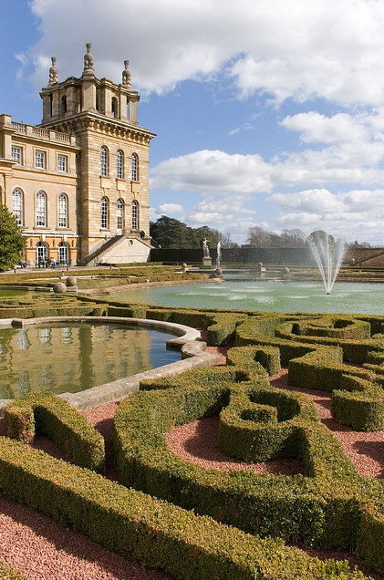 allthingseurope:  Blenheim Palace, England (by JochenB)