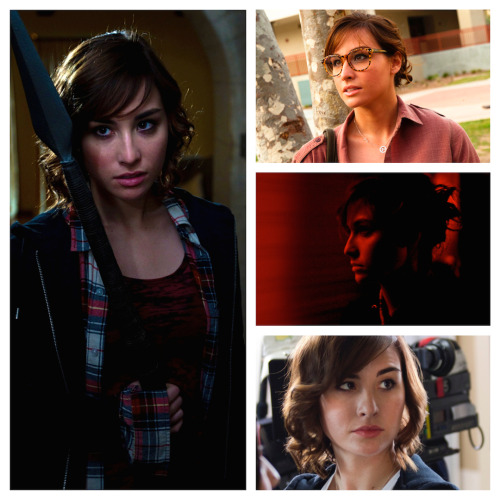 Happy Birthday to Allison Scagliotti (@allisonscag), aka our LEAH / heroine / kick-ass leading lady! Chastity Bites Fun Fact: The date of the Solstice when Leah must save Katharine from the Blood Countess is September 21 — a happy coincidence that it's also Allison's bday!