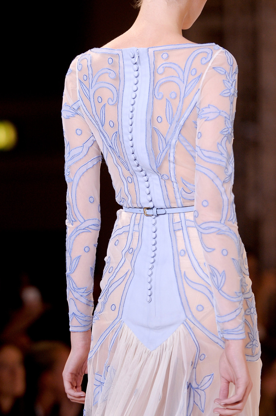 game-of-style:  Sansa Stark - Temperley London spring 2013 - submitted by unlike-icarus