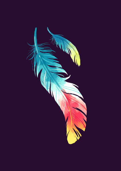 urhajos:  'Feather' by Freeminds