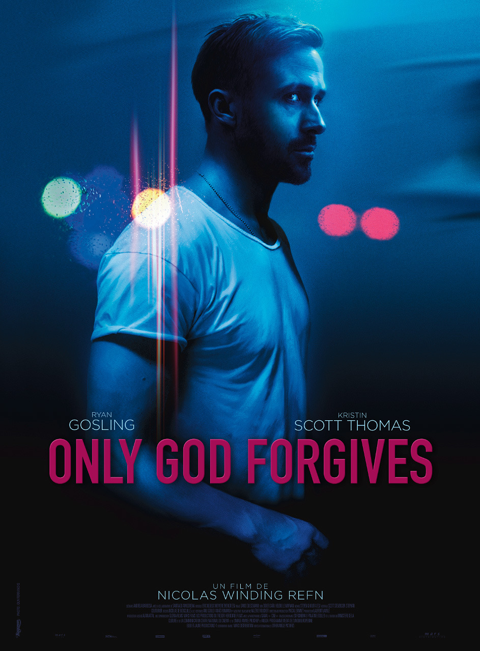 fuckyeahmovieposters:   Only God Forgives