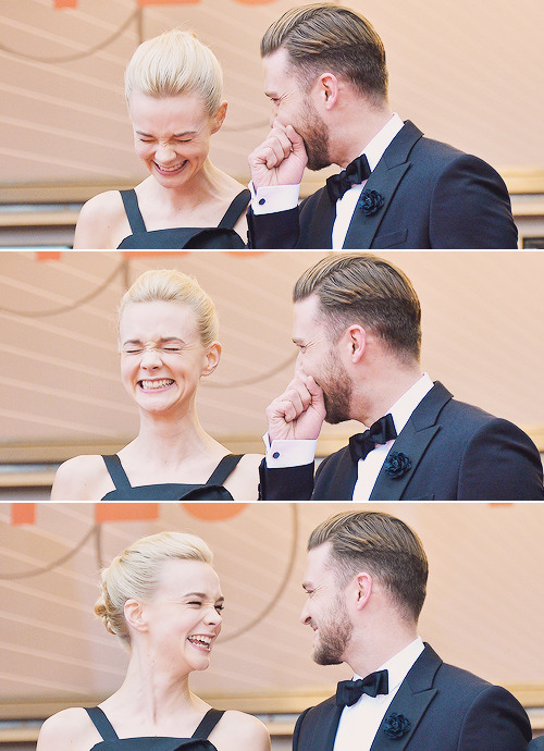 Carey Mulligan & Justin Timberlake | 'Inside Llewyn Davis' Premiere - The 66th Annual Cannes Film Festival [May 19, 2013]