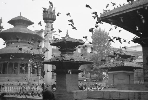 kerrytravel:  Morning in Durbar Square| Kathmandu, Nepal