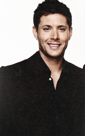 Jensen Ackles in suit