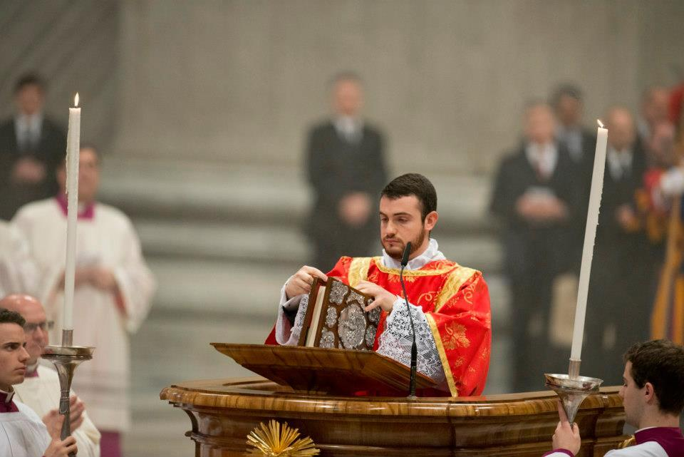 Mass for the Election of the Pope