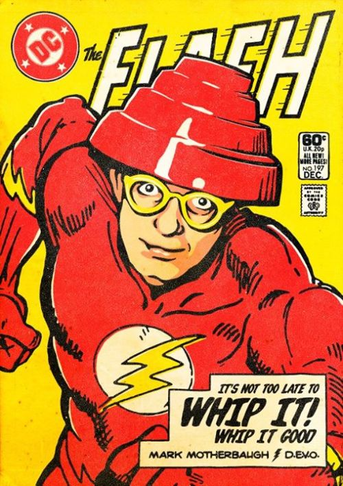 Flash X Devo