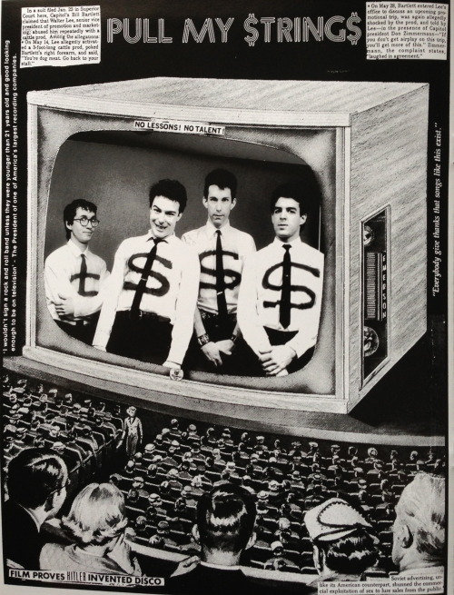 cathode-ray-tube:  too drunk to fuck dead kennedys