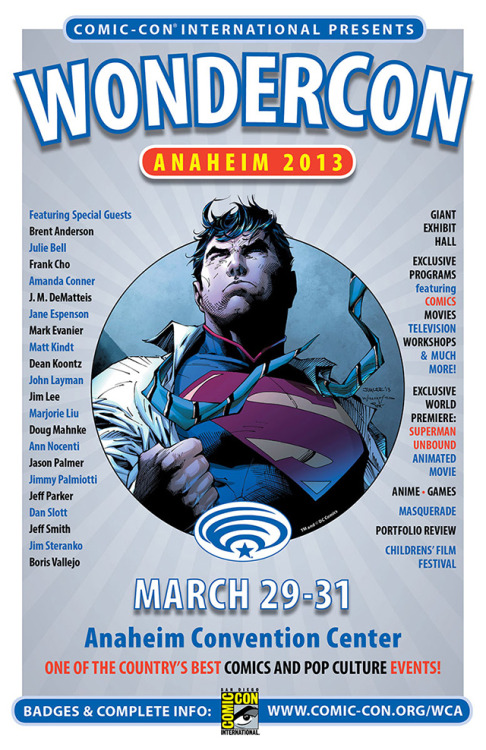 "adburrows:  via Bleeding Cool WonderCon: Batman Zero Year, Superman Unchained, And Drawing Lex Luthor To Look Like Grant Morrison The Batman Zero Year panel just concluded at WonderCon with Scott Snyder, James Tynion IV, and DC's John Cunningham on hand to talk about Zero Year and other upcoming projects. We've got BC'ers on hand writing up the details, but for now, here's a few highlights: Greg Capullo and Snyder have plans for Batman that may possibly run through Batman #48 or #49. Snyder on Zero Year: ""There's nothing in this book that you've seen before. I'm not going to redo Year One.""  Further — Year One could not have happened in the continuity of the New 52 due to several underlying events and details changing. For Zero Year, important key concepts will remain, but the book will still be something very  different than we've seen before. Superman and Batman: Superman is going to be in the Batman comic upcoming, and Batman is going to be in Superman Unchained early on as well. Superman Unchained's Really Big Page:  As mentioned in the DC All Access panel, there's a 4-page double sided fold out in Superman Unchained which is an important part of the book. Jim Lee has told Snyder that he's drawing Lex Luthor to look like Grant Morrison."