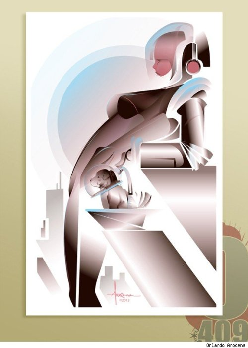 """Anticipation"" by Orlando Arocena"