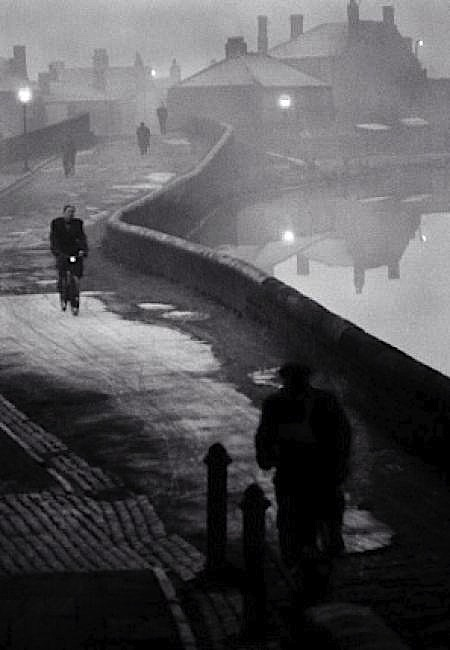 John Bulmer Tipton at Dawn, Black Country, Winter 1960 - 1961