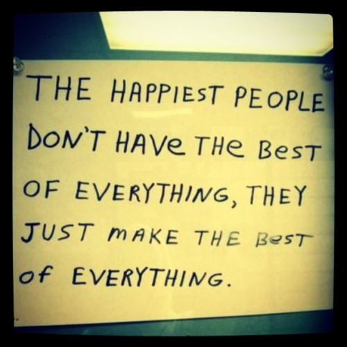Good morning!! Today, choose to be happy ♥