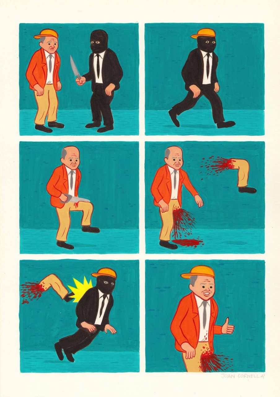 interstellarist:  Joan Cornella