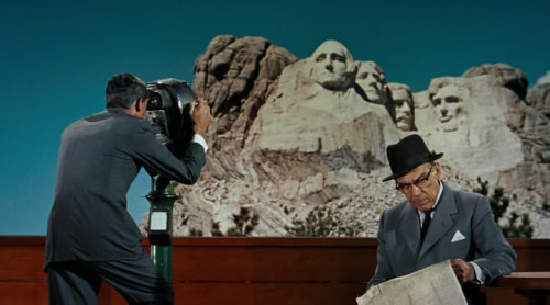 magic-of-cinema:  North by Northwest 1959 / Alfred Hitchcock