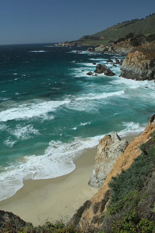 ethereo:  Big Sur Coast (by someotherbob)