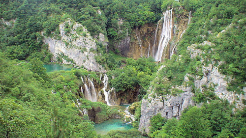 just-wanna-travel:  Plitvice Lakes National Park, Croatia