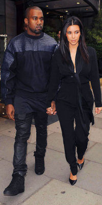 Wanted List: Kanye's sweater with croc accents.