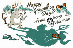 Happy Groundhog Day!!