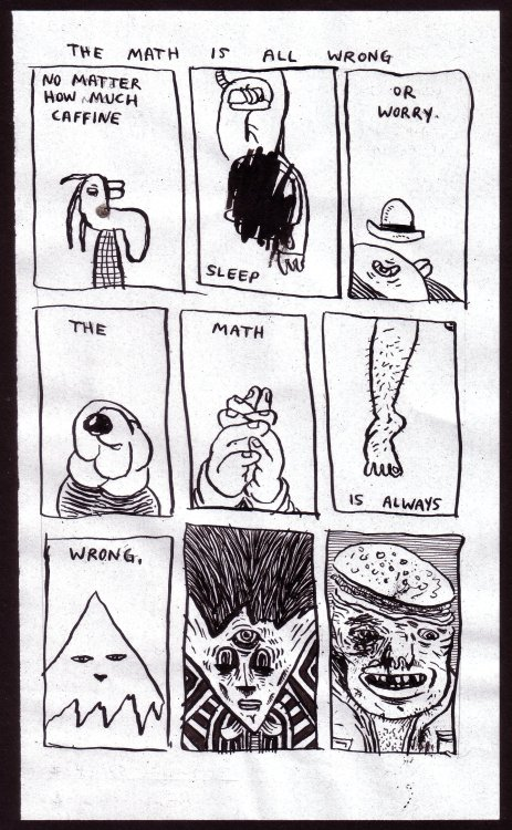 untreated ocd comix by mc