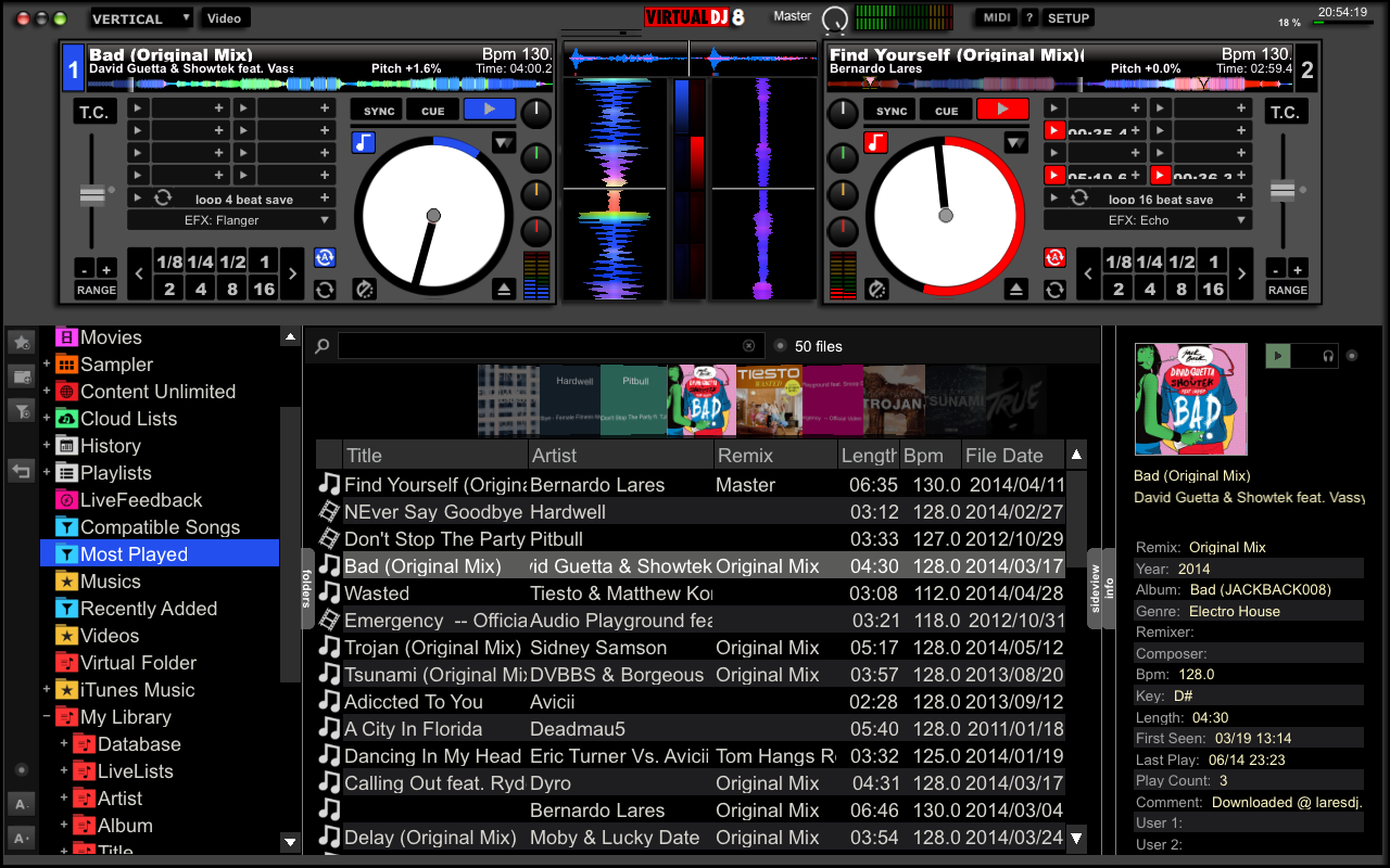 virtual dj infinity crack download