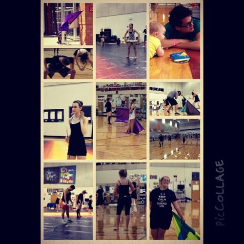 Some pix from open gym. #fun #workitout #atx #piccollage