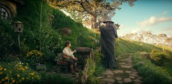 lord of the rings the hobbit peter jackson gandalf jrr tolkien Tolkien Middle Earth baggins Bilbo bag end Middle-earth shire