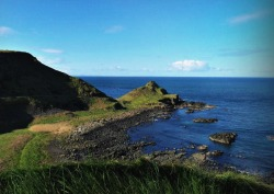 fiannaphotography:  The Cliffs of the Giants Causeway, Co, Antrim-Fianna Photography