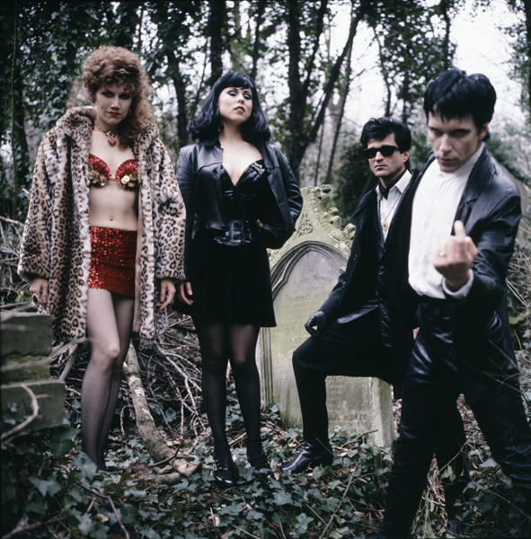 suicidewatch:  The Cramps