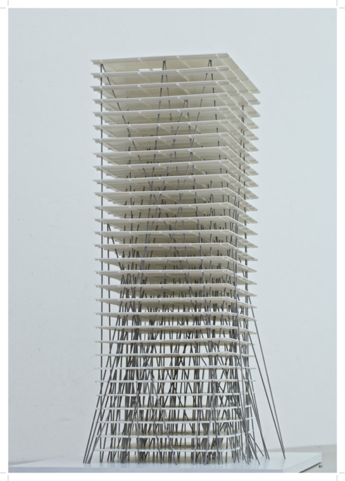 Zhengzhou Tower II, Christian Kerez