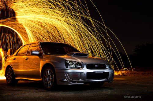 automotivated:  Raining Fire (by nate.stevens)