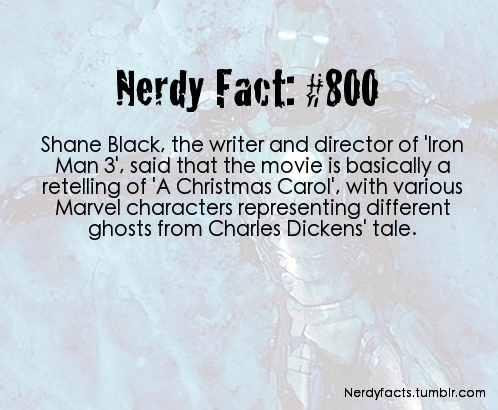 nerdyfacts:  (Source.)  So that's why it was so meh.