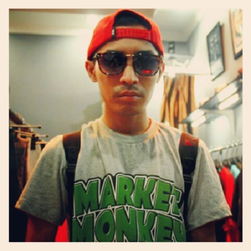 #I #Wear @marketmonkey13 #Local #Brand #New #Product #Thanks #So #Much