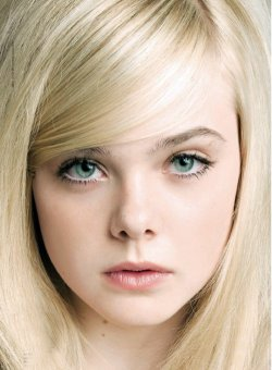 suicideblonde:  Elle Fanning photographed by Tesh for Marie Claire, July 2011