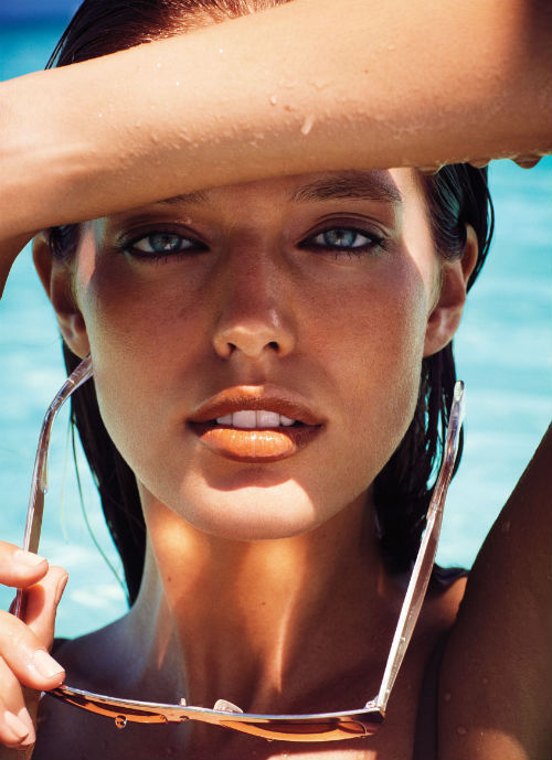 """calendar girls"": emily didonato photographed by alexi lubomirski for allure jan. 2013"