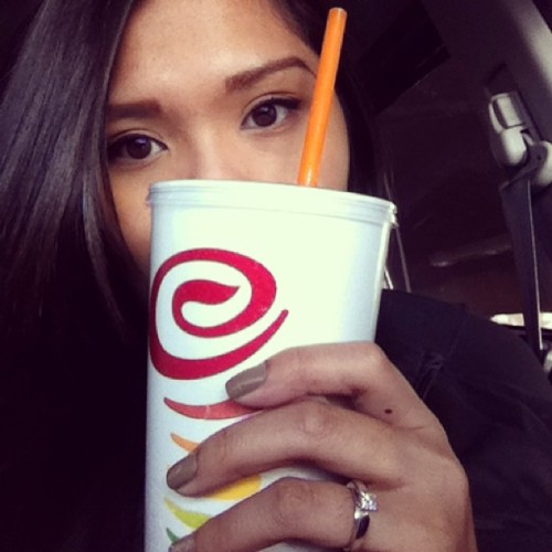 Carribean Passion, wake me up. #JambaJuice #finally