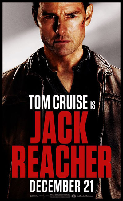 Jack Reacher is a crime thriller feature film starring Tom Cruise and Richard Jenkins. Unfortunately Paramount gave themselves a harder fight than was needed by releasing this just before Christmas, so it's by no surprise that Jack Reacher is a film that has gone under the radar. Jack Reacher is a veteran who keeps himself quiet by moving around all the time and taking precautions. The film kicks off by a terrorist shooting where 5 people are shot and killed, the shooter who gets caught pleads for a man by the name Jack Reacher. This is first and foremost an investigative film where Jack Reacher moves forward step by step (often illegally) into the investigation coming across peripeteias that well, aren't that surprising or just lazy. By lazy I mean you can picture a producer sitting the writers down and pleading to them that they make a twist to keep the story interesting when in fact it actually gives the audience nothing.   So on that point lets take a look at where I think the film has lowered it's quality. It's evident from the first twenty minutes of this feature that we really know nothing about any of these characters in the film and never do, but worse than that, they never take any actions that provoke them into really expressing themselves so the audience can understand them and side with him on their journeys through the story. Therefore when they are faced with eminent danger, I honestly don't care. When watching this film it periodically loses it's pace and seems to drift and there's nothing worse than when a film does this because we lose our interest. Nothing proves this point better than when a group of nobody's start a fight with Reacher who he deems to be hired by somebody to keep him quiet, but they have to be the worst 'tough guys' in the history of film. Baring in mind I'm not mentioning the fact that Reacher hunts these pathetic tough guys down through finding a woman who works at a repair shop for half an hour. In short guys, Jack Reacher fails at the most basic levels which in turn produces a flat, meaningless feature that flopped at the box office.