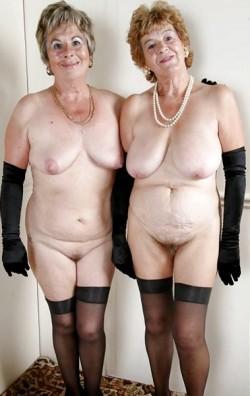 bayernpaar :  lovelygranny :  Ich traf einige interessante ältere