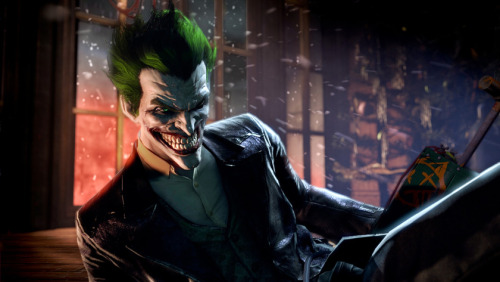 geekmythology:  First Look at The Joker and More in BATMAN: ARKHAM ORIGINS - News - GeekTyrant