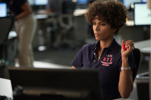 "itstrue1:  First Image Of Halle Berry Taking 'The Call' (Posted by Evan Dickson on January 07, 2013 @ 7:13pm)Sony TriStar has shared the first still from their Halle Berry starring March 15, 2013 slot as The Call (formerly The Hive).The newly released official synopsis reads thusly, "" When veteran 911 operator, Jordan (Halle Berry), takes a life-altering call from a teenage girl (Abigail Breslin) who has just been abducted, she realizes that she must confront a killer from her past in order to save the girl's life.""Abigail Breslin, Justina Machado, Tara Platt, Evie Thompson, David Otunga, Michael Linstroth, Michael Eklund and Morris Chestnut also star in the flick directed by genre fav Brad Anderson (Session 9) and written by Richard D'Ovidio (Thir13en Ghosts) The Call will be released March 15th, 2013. Check back for my set report next week and head inside for a better look at the pic!  font: http://bloody-disgusting.com/news/3212168/first-image-of-halle-berry-taking-the-call/  She is so beautiful. I'm so happy for her! Can not wait to watch! <3  I'm intrigued. This movie looks very interesting. I'd definitely see it."