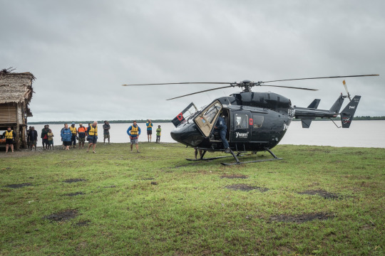 YWAM Helicopter