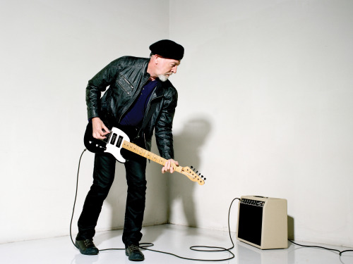 "Ken Tucker on the new album from Richard Thompson, Electric:  ""Another Small Thing in Her Favour"" is a lovely song about breaking up with not a little rancor. As the title makes clear, the narrator will give the woman some credit, but only grudgingly. When Thompson isn't working in peak form, this recurring theme can become tiresome. But this time around, working with producer Buddy Miller, who mostly favors spare settings for Thompson's guitar and voice, the new songs have a crisp clarity that wrings out most of the self-righteousness. Two songs stand out in particular. The first is ""Stony Ground,"" in which the 63-year-old Thompson imagines a codger older than himself, still feeling goatish and erotically greedy, and still getting poked in the nose for his urges. The result is what might happen if Philip Roth wrote the lyrics for a song with roots in British folk music.  Image by Pamela Littky courtesy of New West Records"