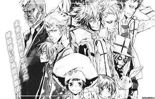 infinite list of things i love about katekyo hitman reborn!3/?➟the family dynamics/ the feeling of loyalty and acceptance and home