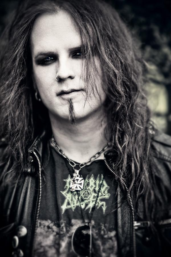 europeanmusicworld:  Born the 19/02/1984, Eric Young is the drummer of Crashdiet. His real name is Eric Gjerdrum.