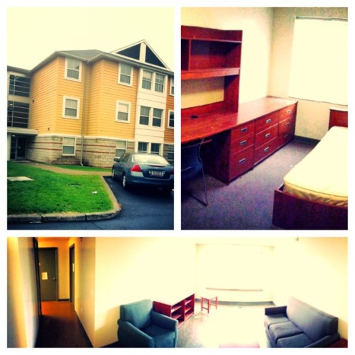All moved out! Missing the apartment already, 204 for lifeee @ohmaegan @westwardview @JAZJess @kMac_says