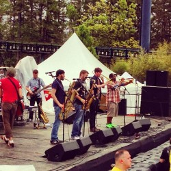 Streetlight Manifesto!  (at Skate And Surf Festival)