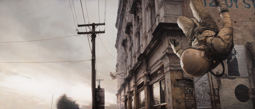 Heat Death by Jeremy Geddes